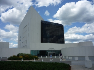 The JFK Library and Museum