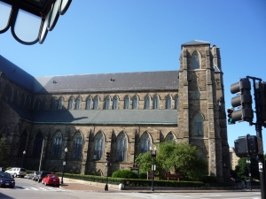 Cathedral of The Holy Cross, Boston