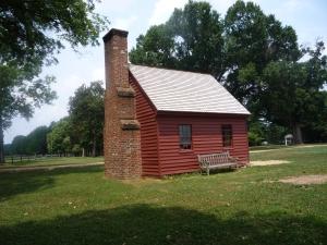 Old School House (George had nine children)