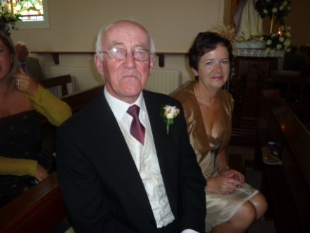 Paddy, Maura's father