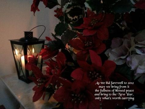 A Christmas Corner - Kilmovee Parish Church 2012