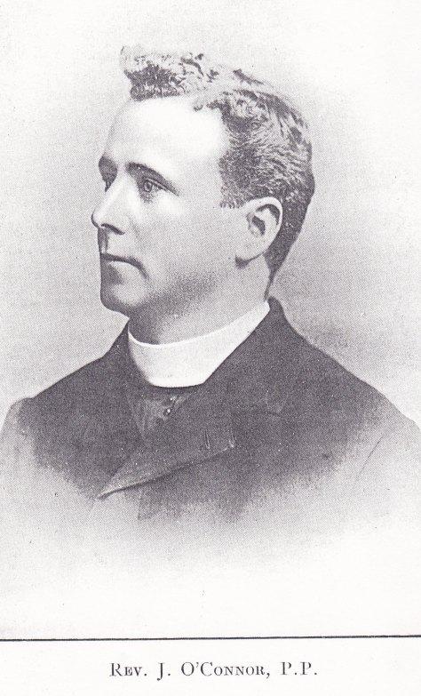 Fr O'Connor, P.P., Gurteen