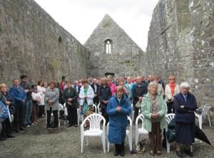 Urlaur Abbey - Pattern Day 2012