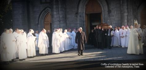 joe cassidy funeral